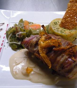 Auberge Miniquette - Bagnères-de-Bigorre - Nos différents plats